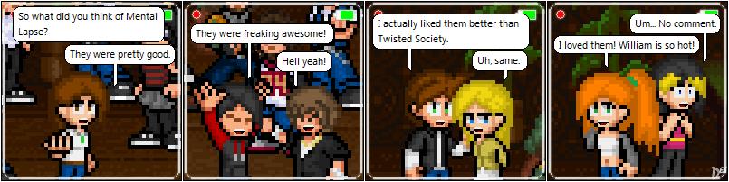 Comic 37: Mental Reactions
