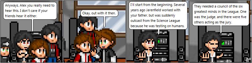 Comic 51: The Jury