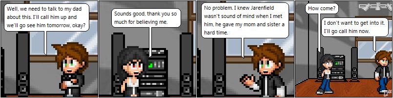Comic 54: Bugger