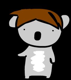 Guest/Fan Art: Koala!